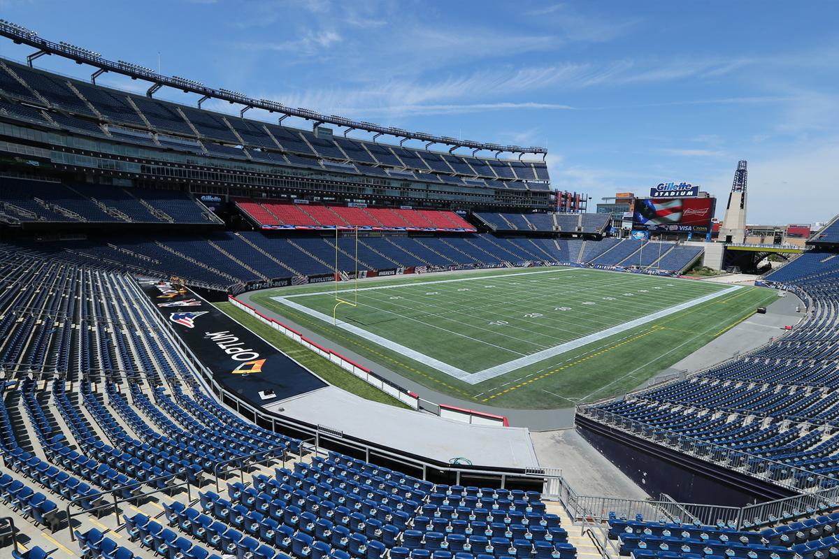 Corporate Calendar 2017 : Events overview gillette stadium