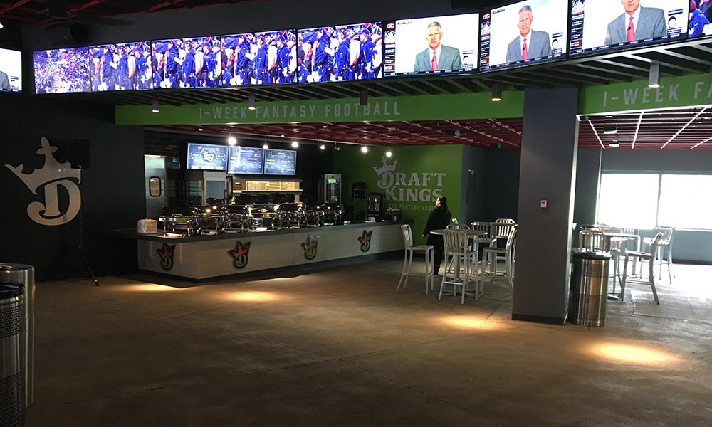 DraftKings and the Resorts Casino Hotel Atlantic City went live on Monday with the state's first-ever legal online sports betting operation. The companies launched the DraftKings Sportsbook, a.