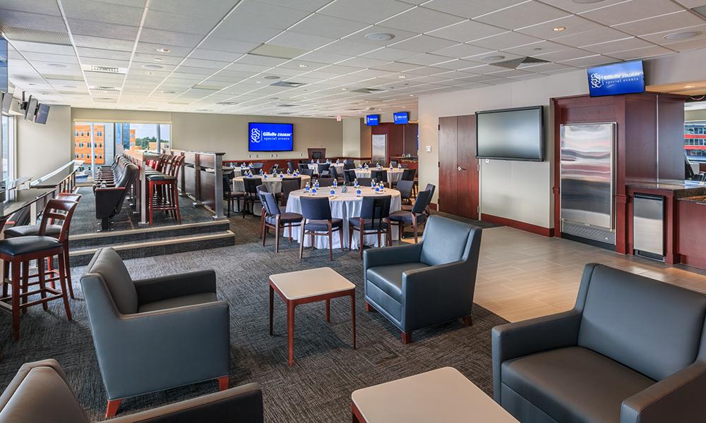 Luxury Suites Amp Super Suites Gillette Stadium