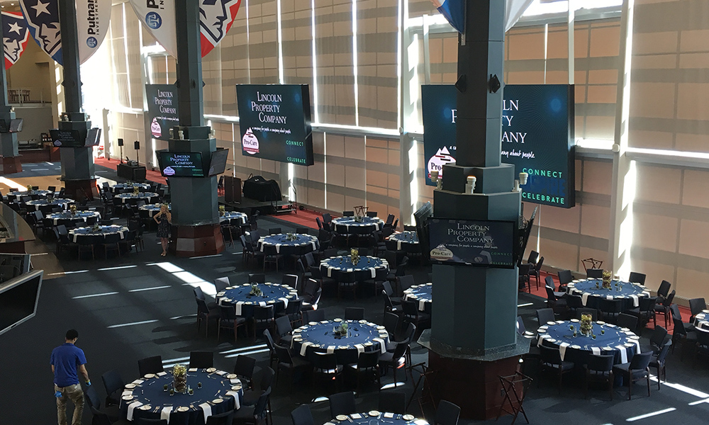 Putnam Club Gillette Stadium