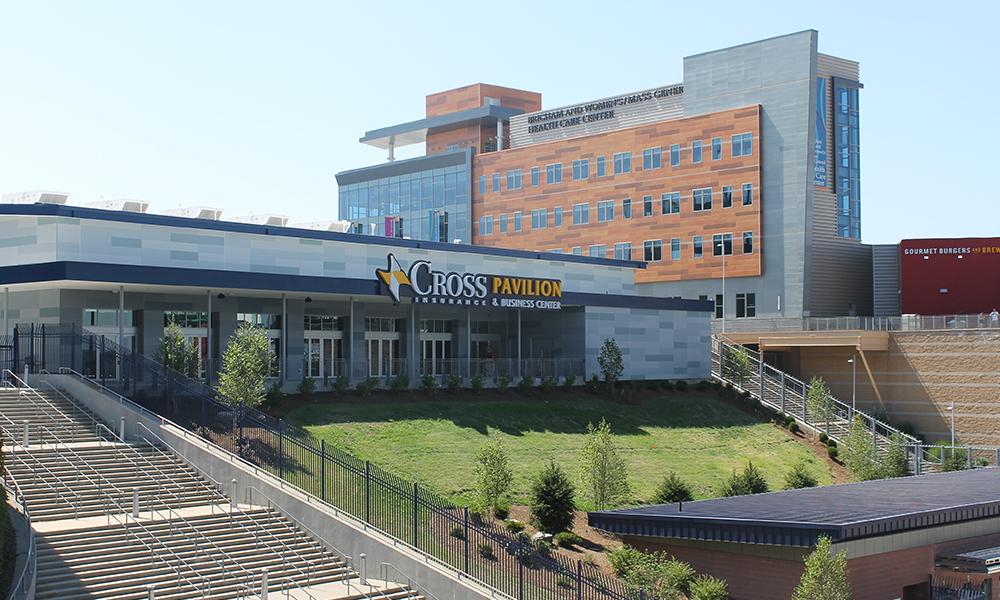 Cross Insurance Pavilion Amp Business Center Gillette Stadium