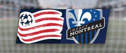 Revolution vs. Montreal Impact @ Gillette Stadium