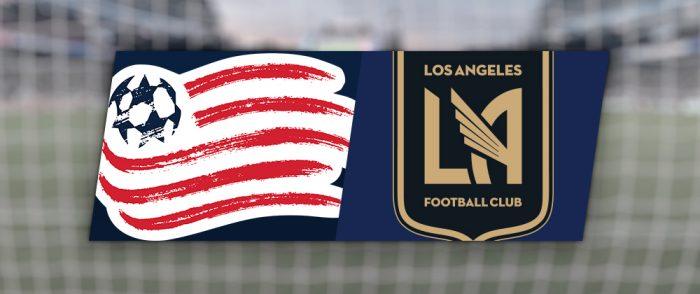 Revolution Vs Los Angeles Football Club Gillette Stadium