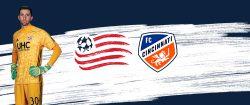 POSTPONED: Revolution vs. FC Cincinnati @ Gillette Stadium