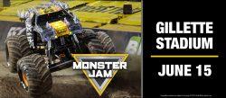 Monster Jam @ Gillette Stadium
