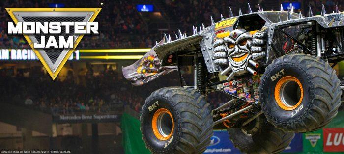 Monster Jam - Gillette Stadium