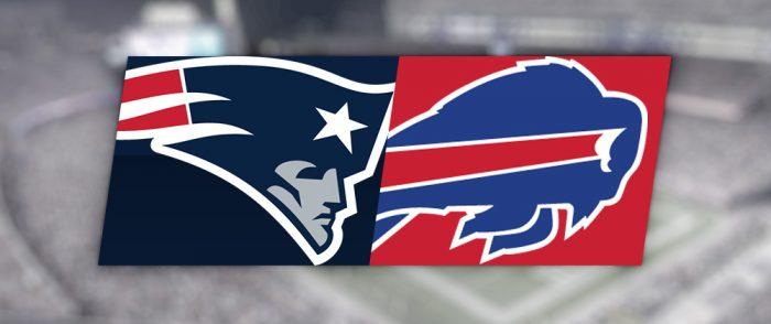 patriots vs buffalo bills gillette stadium