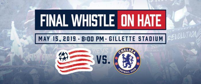 Revolution vs  Chelsea - Gillette Stadium