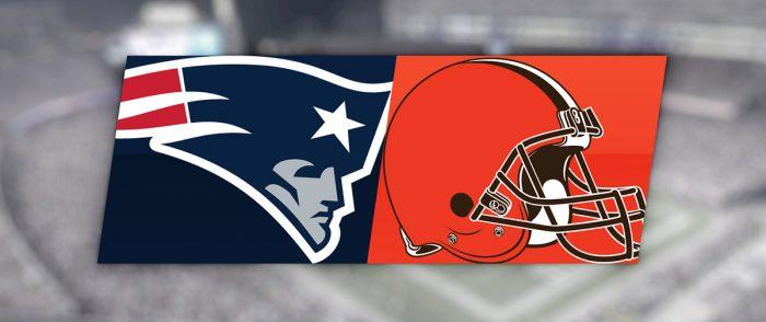c0ddf460 New England Patriots vs. Cleveland Browns - Gillette Stadium