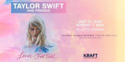 POSTPONED: Taylor Swift: Lover Fest East