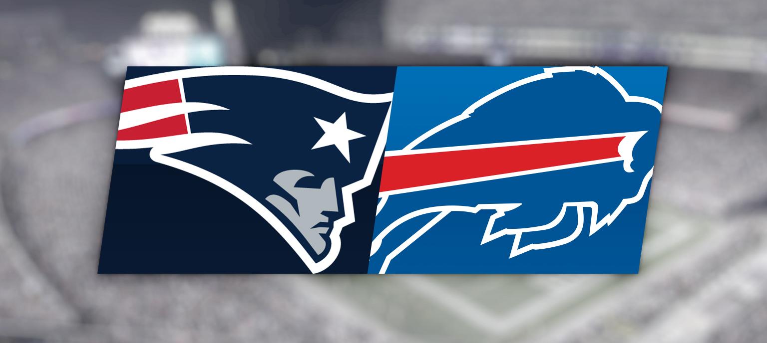 New England Patriots vs. Buffalo Bills @ Gillette Stadium